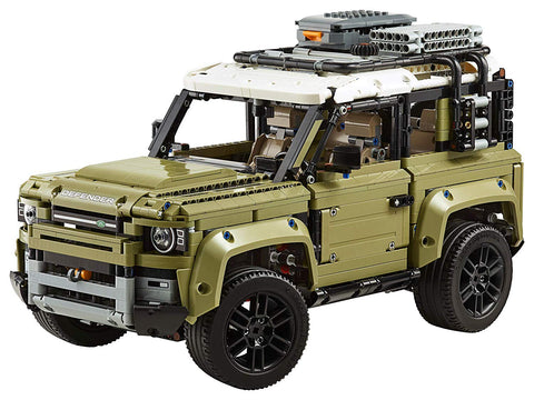 Technic Land Rover Defender 42110-3