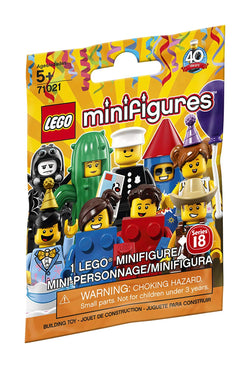 lego Series 18: Party Minifigure 71021 brickskw bricks kw kuwait online