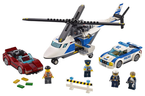 LEGO City High-speed Chase 60138-3