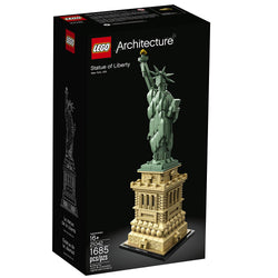 Lego Architecture Statue of Liberty 21042 brickskw bricks kw kuwait online