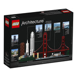LEGO Architecture Skyline Collection 21043 San Francisco Building Kit , New 2019 brickskw bricks kw kuwait online