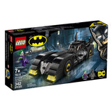 LEGO DC Batman Batmobile: Pursuit of The Joker 76119 Building Kit, New 2019 brickskw bricks kw kuwait online store