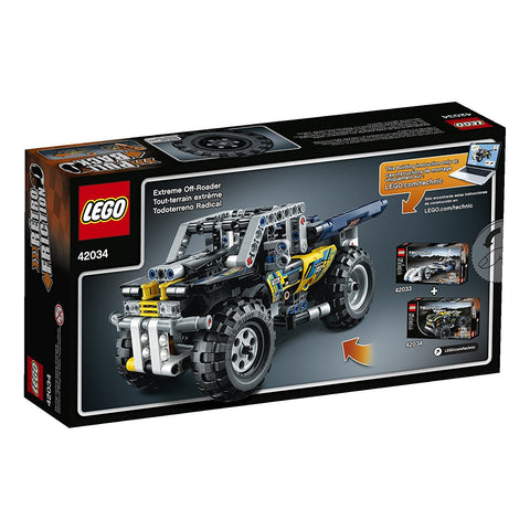 Technic Action Quad 42034-2