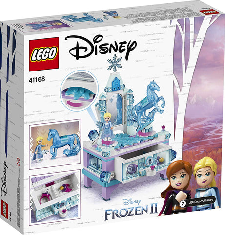Disney Frozen II Elsa's Jewelry Box Creation 41168-2