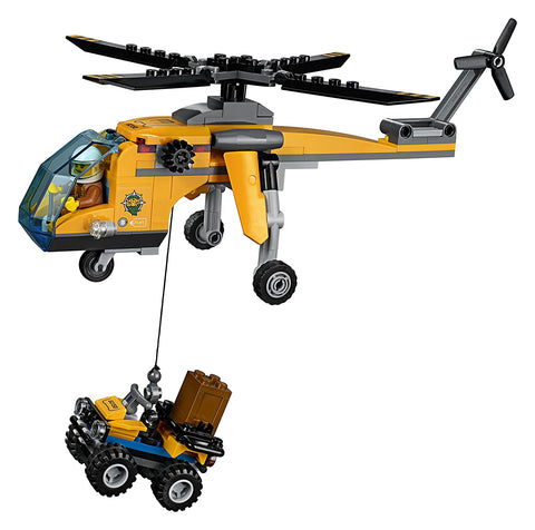 City Jungle Cargo Helicopter 60158-4
