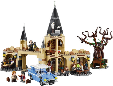 Harry Potter Hogwarts Whomping Willow 75953-5