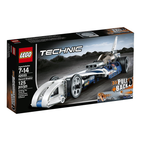 Technic Record Breaker 42033