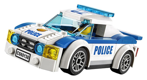 LEGO City High-speed Chase 60138-5