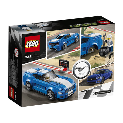 Speed Champions Ford Mustang GT 75871-2
