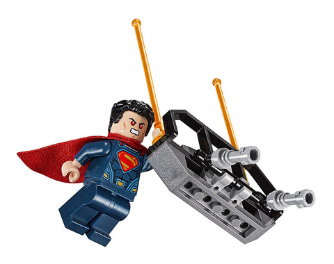 Super Heroes Clash of the Heroes 76044-4