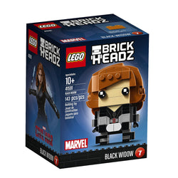 LEGO BrickHeadz Black Widow 41591 BRICKSKW BRICKS KW KUWAIT