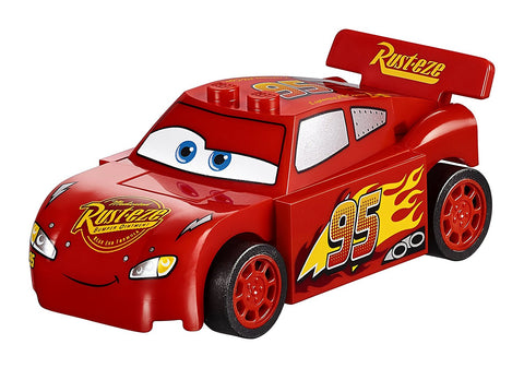 Juniors Lightning McQueen Speed Launcher 10730-4