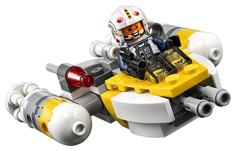 Star Wars Y-Wing Microfighter 75162-4
