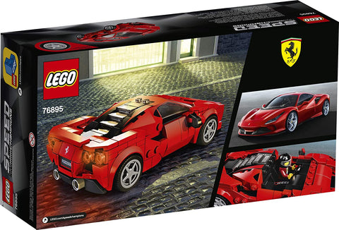 Speed Champions Ferrari F8 Tributo 76895-2