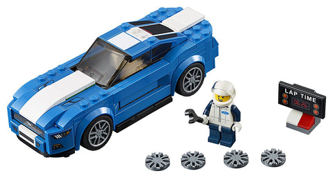 Speed Champions Ford Mustang GT 75871-3