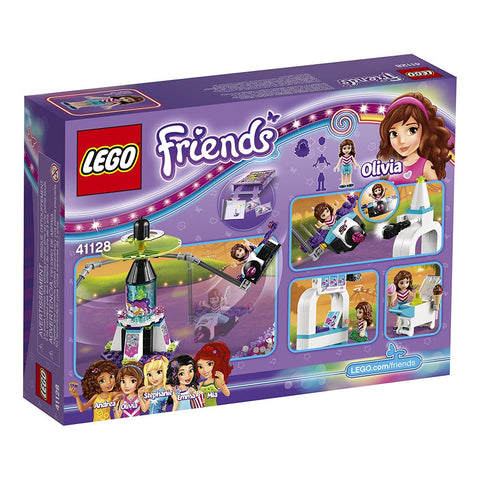 Friends Park Space Ride 41128-2