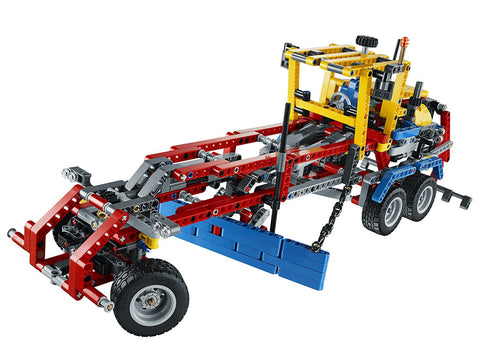Technic Container Truck 2in1 42024-5