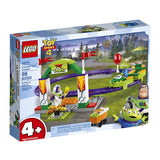 LEGO | Disney Pixar's Toy Story 4 Carnival Thrill Coaster 10771 Building Kit, New 2019 brickskw bricks kw kuwait online store