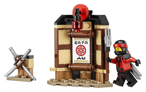 Ninjago Spinjitzu Training 70606-4