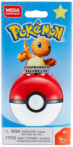 Construx Pokemon Charmander-1