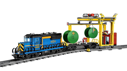 City Cargo Train Superpack 4in1 66493-6