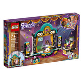 LEGO Friends Andrea's Talent Show 41368 Building Kit, New 2019  brickskw bricks kw kuwait online