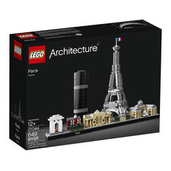 LEGO Architecture Skyline Collection 21044 Paris Building Kit , New 2019