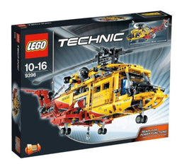 Technic Helicopter 2in1 9396