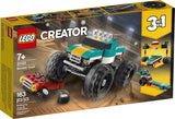 Creator 3in1 Monster Truck Toy 31101