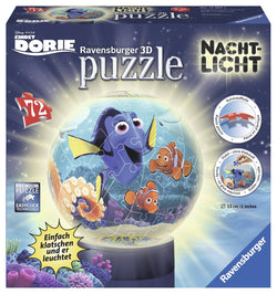 Ravensburger Finding Dory Puzzle 3D/Night Light 121892