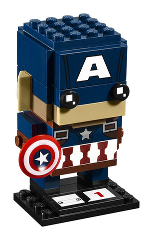 BrickHeadz Captain America 41589-3