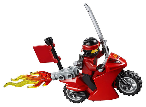 Ninjago Juniors Shark Attack 10739-4
