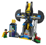 Juniors the Joker Batcave Attack 10753