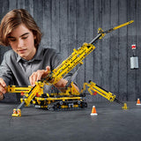 Technic Compact Crawler Crane 42097 2in1
