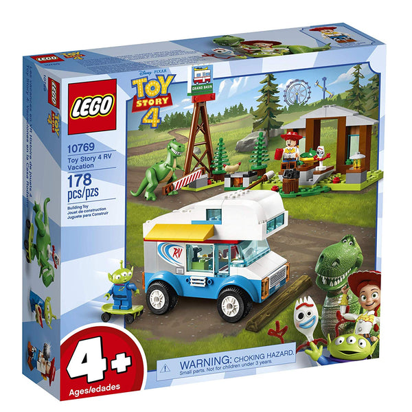 LEGO | Disney Pixar's Toy Story 4 RV Vacation 10769 Building Kit, New 2019 brickskw bricks kw kuwait online store
