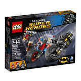 LEGO Super Heroes Batman: Gotham City Cycle Chase 76053 brickskw bricks kw kuwait
