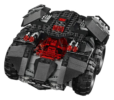 Super Heroes App-Controlled Batmobile 76112-5