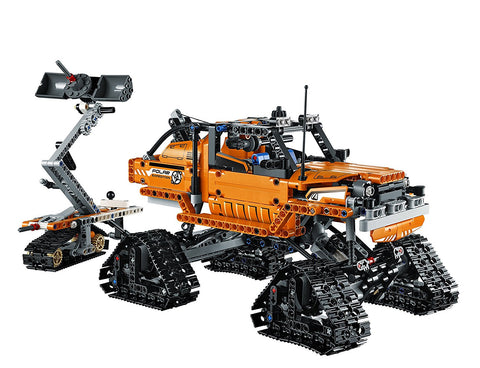 Technic Arctic Truck 2in1 42038-4