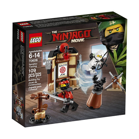 Ninjago Spinjitzu Training 70606-1
