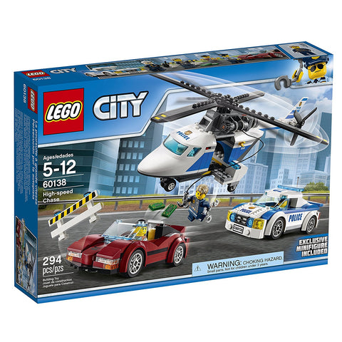 LEGO City High-speed Chase 60138-1