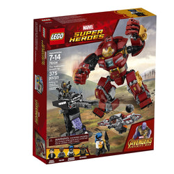 LEGO Super Heroes the Hulkbuster Smash-up 76104 brickskw bricks kw kuwait online