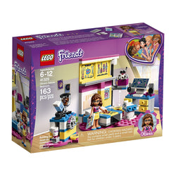 LEGO Friends Olivia's Deluxe Bedroom 41329 brickskw bricks kw kuwait online