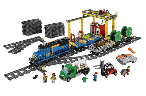 City Cargo Train Superpack 4in1 66493-3