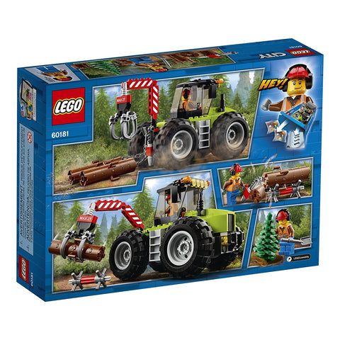 City Forest Tractor 60181-2