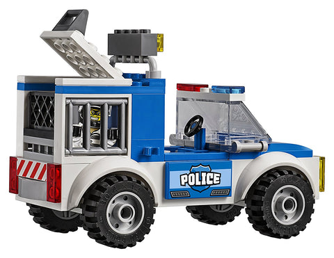 City Juniors Police Truck Chase 10735-6