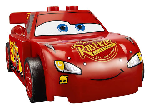Juniors Lightning McQueen Speed Launcher 10730-6