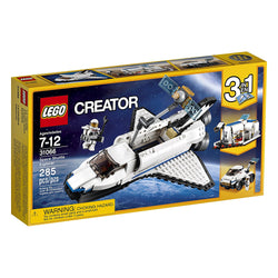 LEGO Creator Space Shuttle Explorer 31066 brickskw bricks kw kuwait