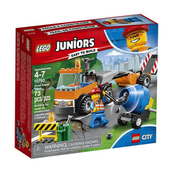 LEGO Juniors Road Repair Truck 10750 brickskw bricks-kw kuwait online