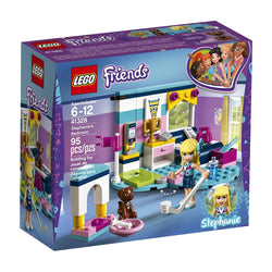LEGO Friends Stephanie's Bedroom 41328 brickskw bricks kw kuwait online