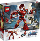 Marvel Avengers Iron Man Hulkbuster Versus A.I.M. Agent 76164
